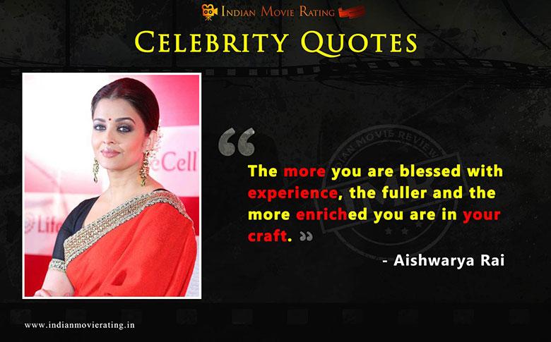 Celebrity Quotes