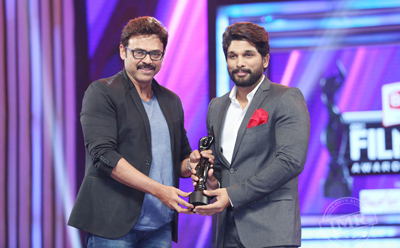 FilmFare Awards South 2016