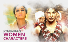 Evergreen Women Characte