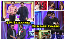 FilmFare Awards South 2016