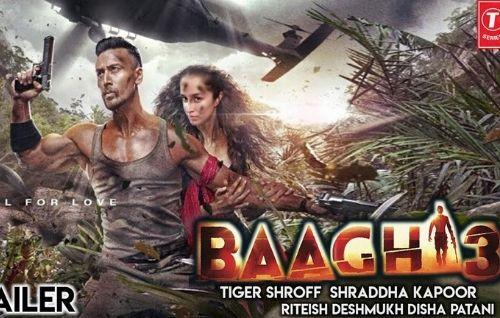 Movie Details Baaghi 3