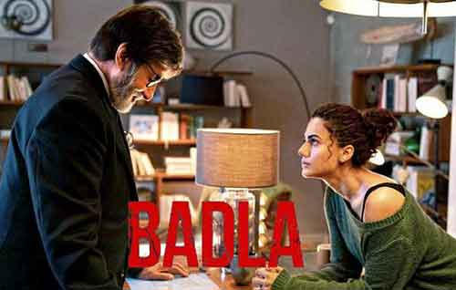 Movie Details Badla