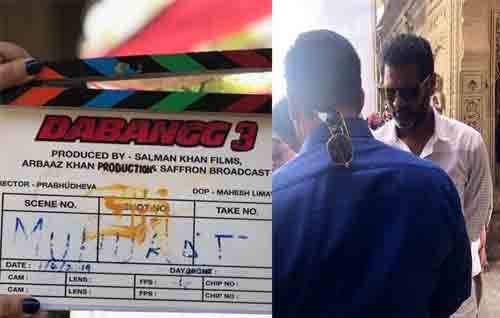 Movie Details Dabangg 3