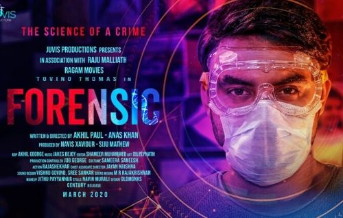 Movie Details Forensic