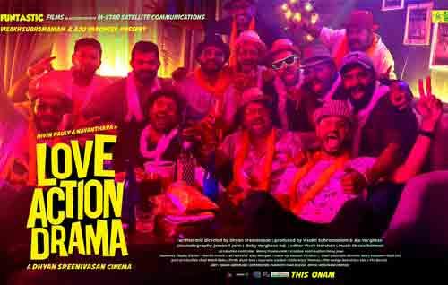 Movie Details Love Action Drama