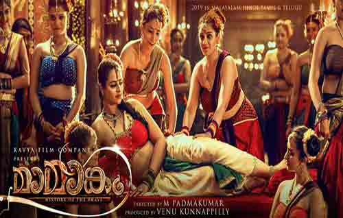 Movie Details Mamangam