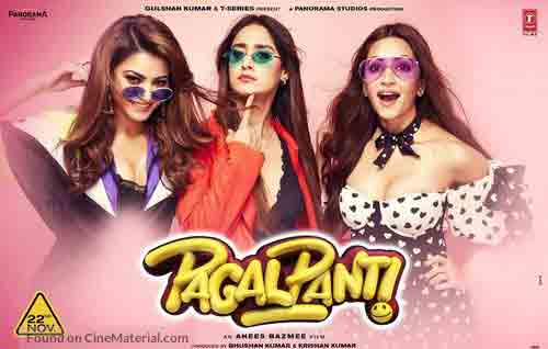 Movie Details Pagalpanti
