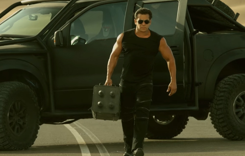 Movie Details Race 3