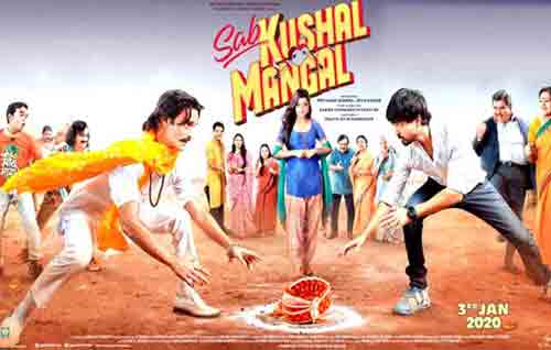 Movie Details Sab Kushal Mangal