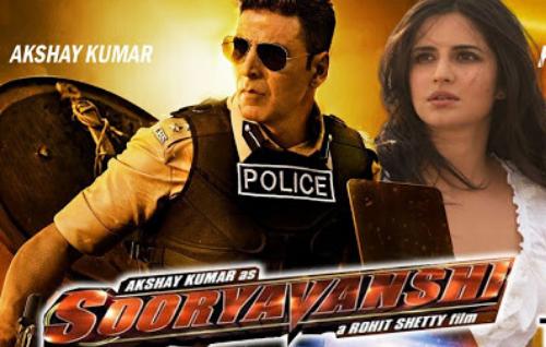 Movie Details Sooryavanshi