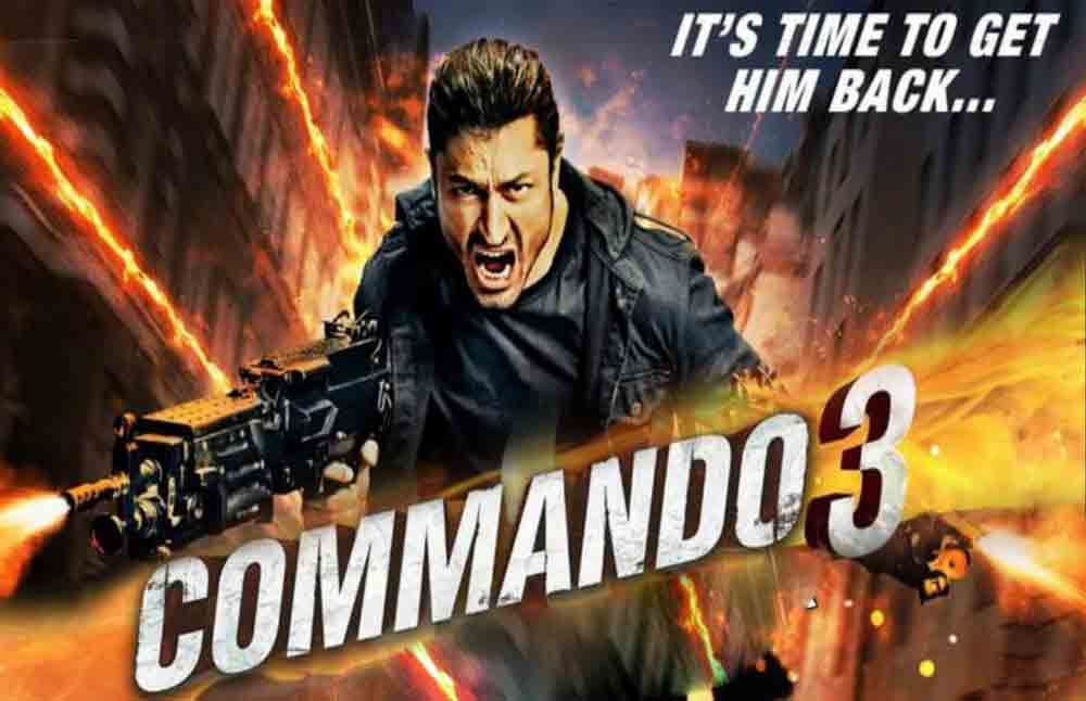 ReviewCommando 3 : He Is Back