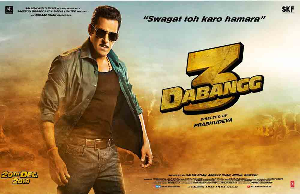 ReviewDabangg 3