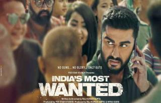 'India's Most Wanted'