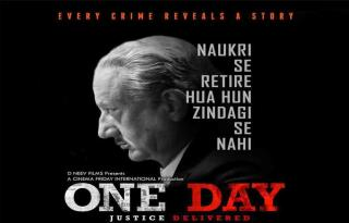 One Day: Justice Deliver
