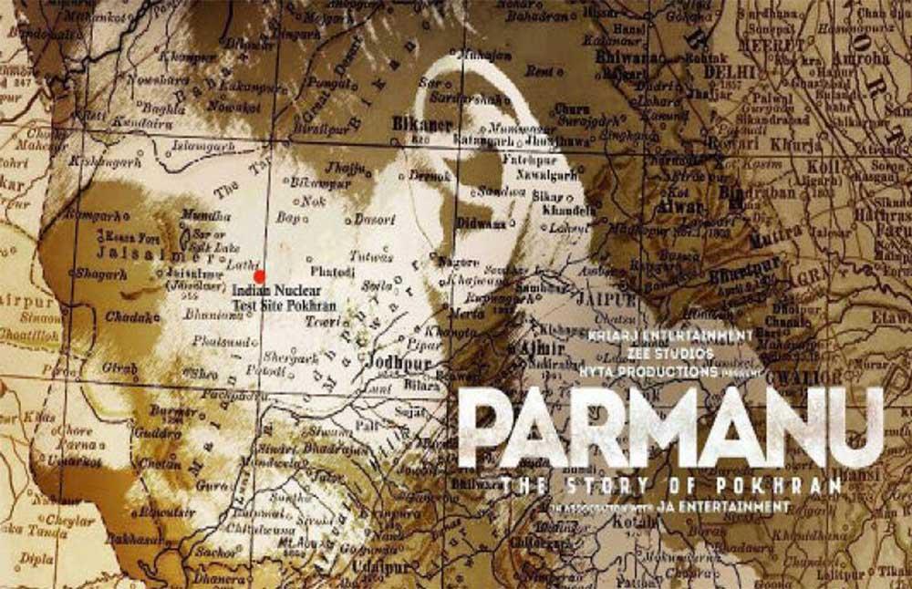 Parmanu:The Story of Pokhran