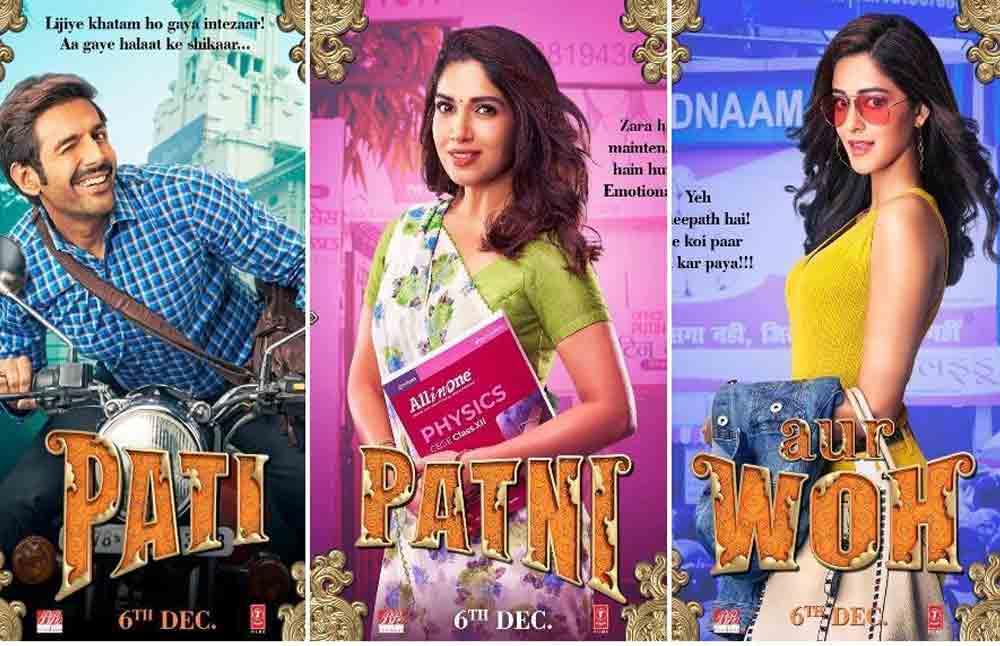 ReviewPati Patni Aur Woh