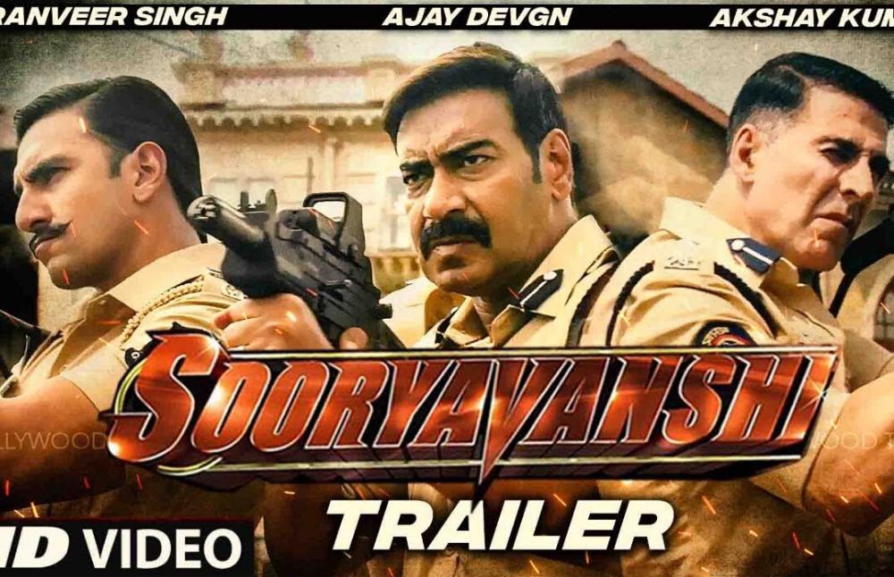 ReviewSooryavanshi