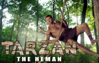 'Tarzan - The He Man'
