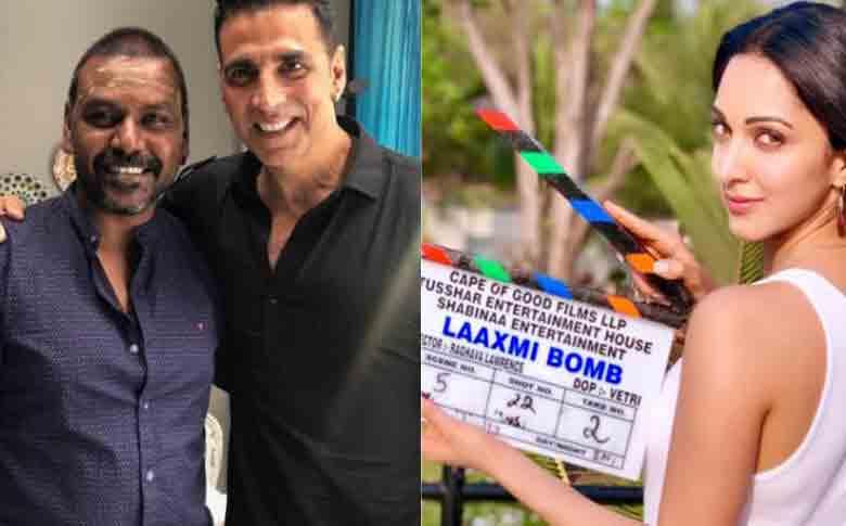 """Kanchana"" remake to be titled as ""Laaxmi Bomb"""