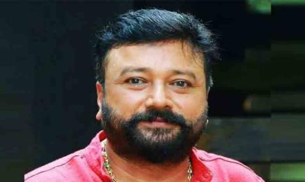 Actor Jayaram to sing a