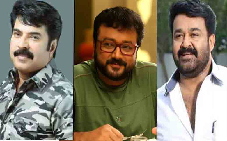 Actor Jayaram's Grand Father to be launched by Mammootty & Mohanlal