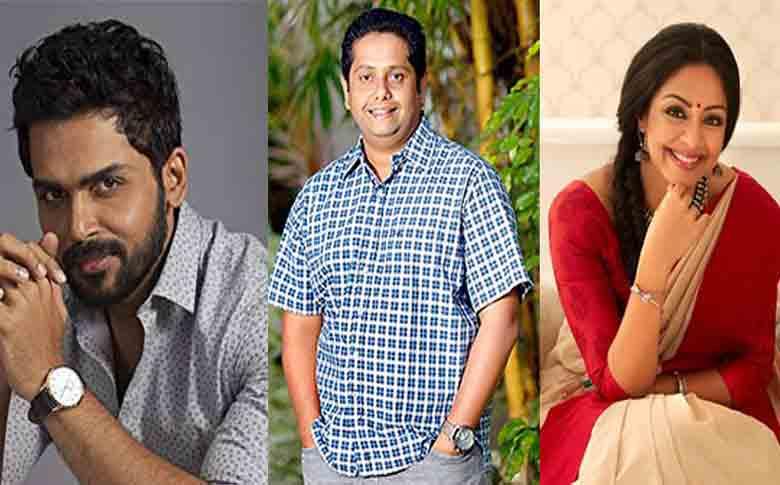 Actor Karthi – Jeetu Joseph movie shooting completed