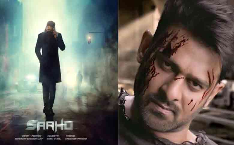 "Actor Prabhas starring ""Saaho"" movie motion teaser to be released on 23rd October"