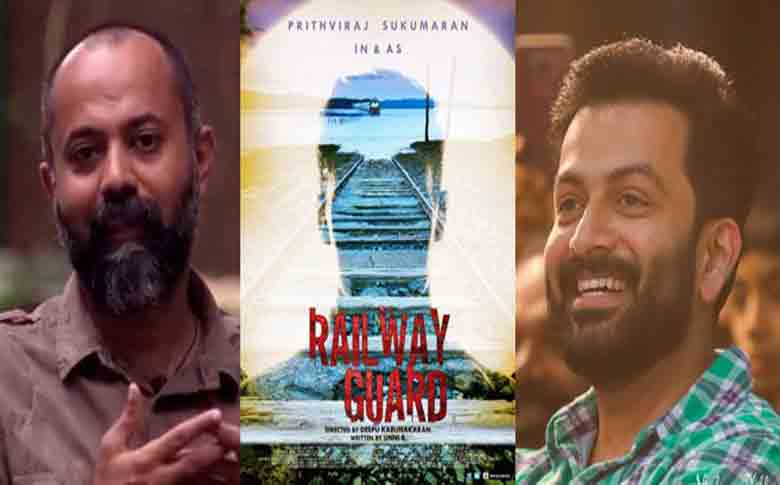 Actor Prithviraj to join hands with Unni R for 'Railway Guard'