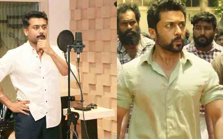"""Actor Suriya's """"NGK"""" to release on May 31st"""