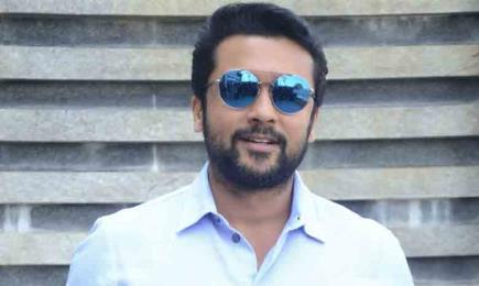 Actor Suriya's much-awai