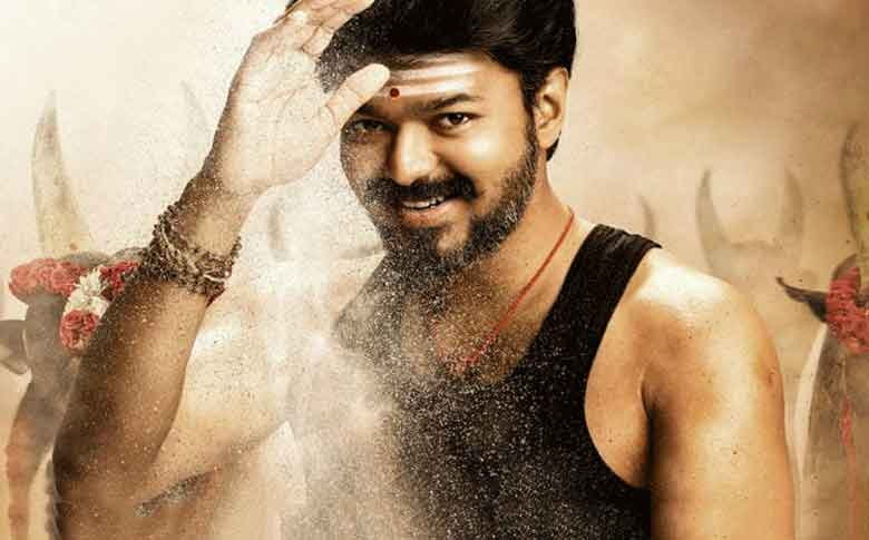 Actor Vijay Wins an International Award