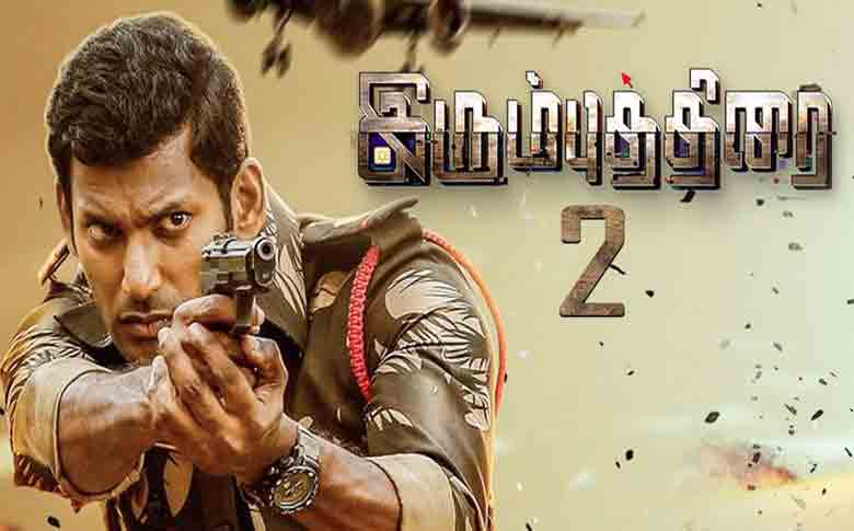 "Actor Vishal's ""Irumbuthirai"" to get a sequel soon?"