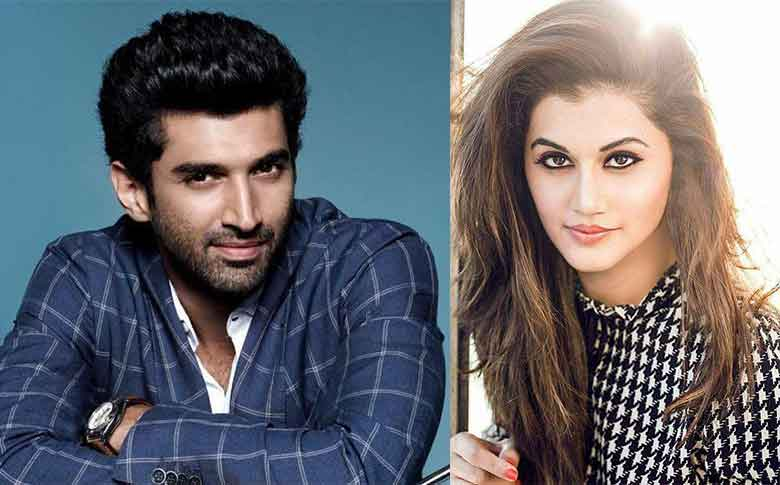 Aditya Roy Kapur team up with Taapsee Pannu for Anurag Basu's next!