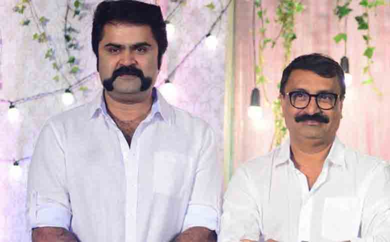 Anoop Menon and Director VK Prakash to join hands again