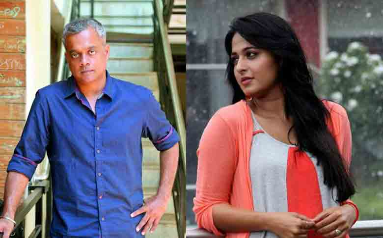 Anushka Shetty to team up with Director Gautham Menon soon!