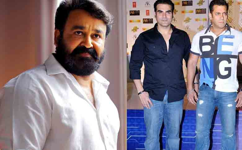 """Arbaaz Khan to act with Mohanlal in """"Big Brother"""""""
