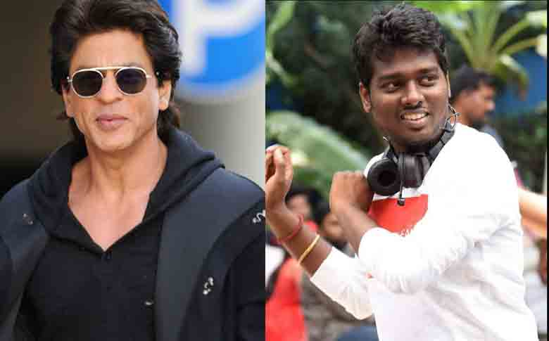 Atlee - Shahrukh Khan movie to go on the floors from 2020