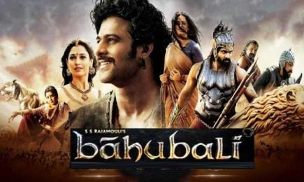 Baahubali Magic is comin