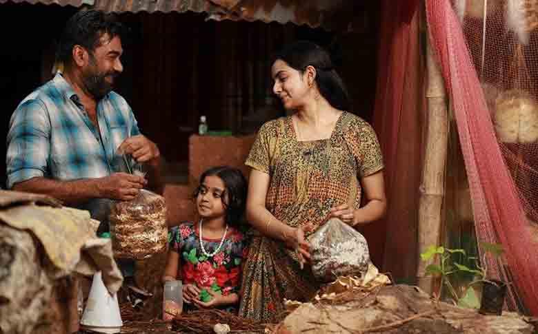 Biju Menon & Samvrutha Sunil starring 'Sathyam Paranja Vishwasikuvo' to release on 12th July