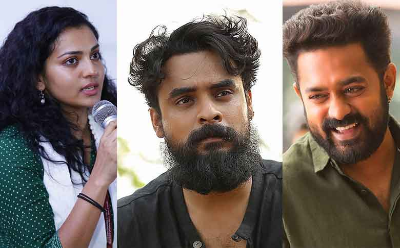 Bobby-Sanjay's next starring Parvathy, Tovino Thomas and Asif Ali!