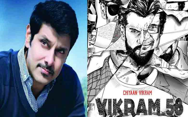 Chiyaan Vikram's next movie to be with Imaikka Nodigal fame Ajay Gnanamuthu