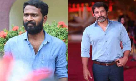 Chiyaan Vikram to join h