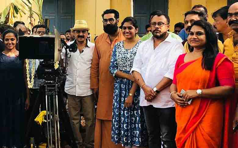 Director Lal Jose's 25th film starts rolling