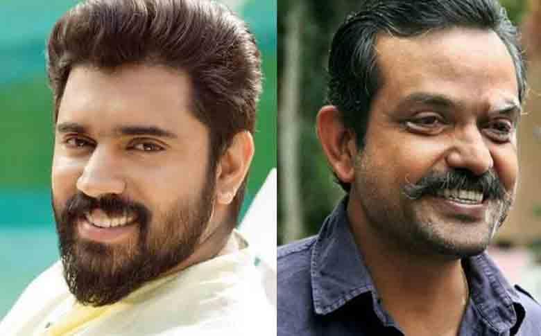 "Director Rajeev Ravi- Nivin Pauly movie ""Thuramukham"" shooting starts"