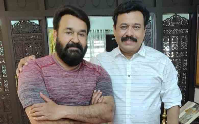 Director Vinayan to join hands with Actor Mohanlal
