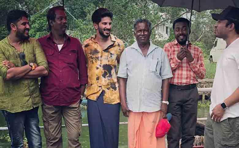 Dulquer Salmaan's Oru Yamandan Premakadha shooting completed