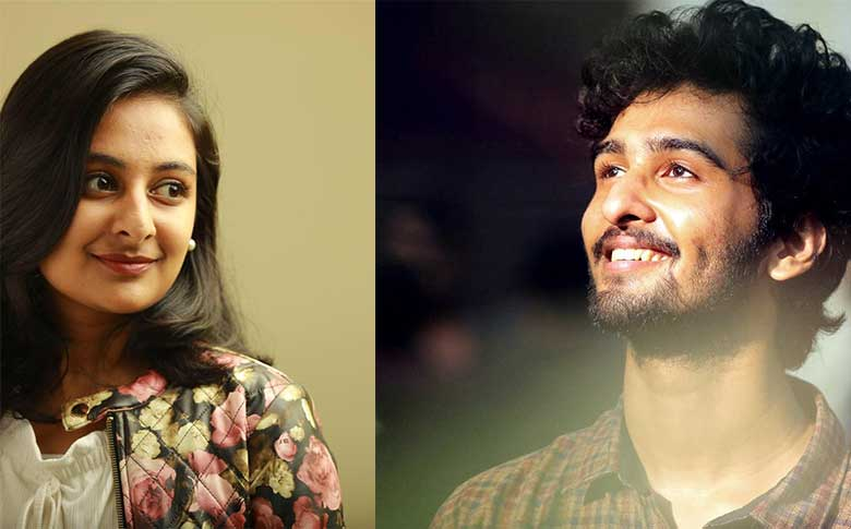 Esther makes debut as heroine for Shane Nigam movie