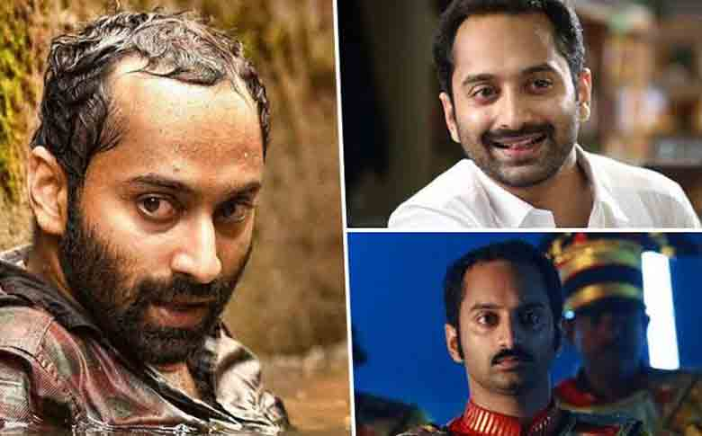 Fahadh Faasil having promising projects in his hand