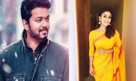 It's Official Nayanthara to Pair Opposite to Vijay in Thalapathy 63