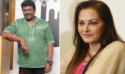 Jayaprada returns to Kol
